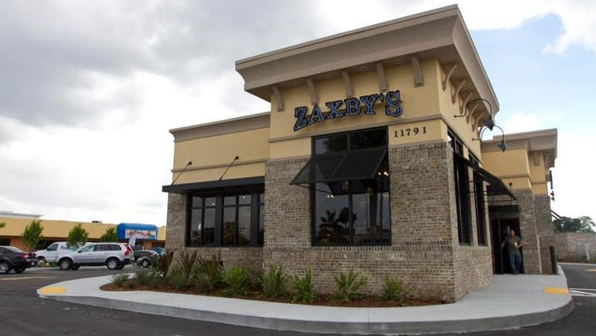 Zaxby's Grand Opening Celebration is Monday, September 8, 2014 in Fort Myers.